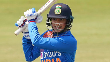 Smriti Mandhana says India are not daunted by Australia.