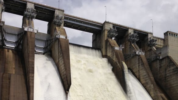 'First salvo': Lines drawn as battle over raising Warragamba Dam begins