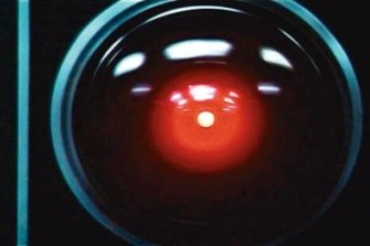 HAL 9000 computer from 2001: A Space Odyssey.
