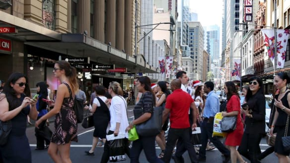 Wages just grew at fastest rate for three years