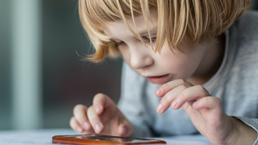 Technology can transform a child's learning.