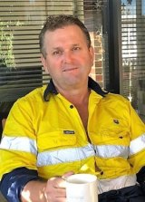Rod Hannigan is a competency assurance specialist working for the Chevron Wheatstone Project.