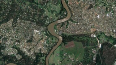 Brisbane City Council had planned to build a green bridge between Bellbowrie and Wacol.