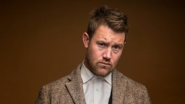 Eddie Perfect worked on one of the sold-out shows in the Melbourne Theatre Company's summer series.
