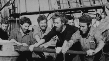 Sea shanties – short songs that were traditionally sung by sailors labouring on ships – are making a comeback thanks to social media.