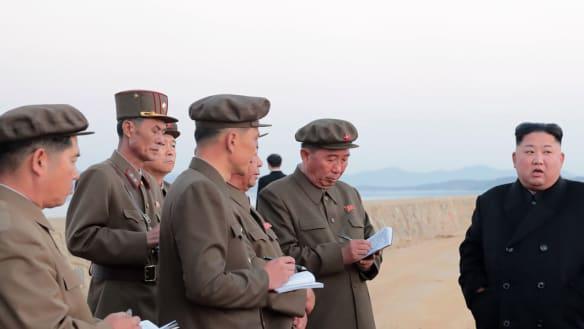 North Korea slams US human traffic blacklisting