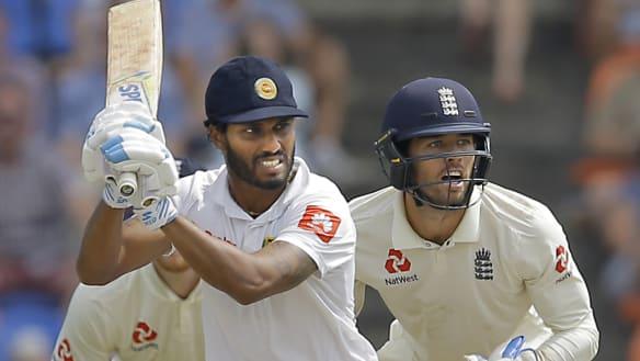 Sri Lanka handed rare run penalty in England Test
