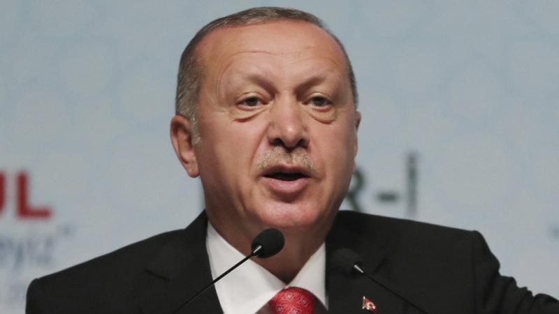 Turkey begins military offensive in northern Syria, Erdogan announces