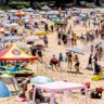 'Cabana envy': The trend that's taken over our beaches this summer