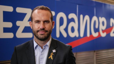 Frederic Michalak is an ambassador for the 2023 Rugby World Cup, which will be held in France.