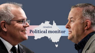 Many Australians are in no rush to decide their verdicts on Scott Morrison and Anthony Albanese in a pandemic that has a long way to go.