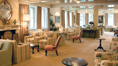Women only: Inside The Queen's Club.