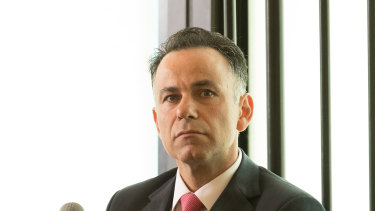 Shadow attorney general John Pesutto looks like he may lose his blue-ribbon seat of Hawthorn.