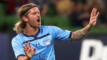 Brattan re-signs but young gun Teague set to depart Sydney FC