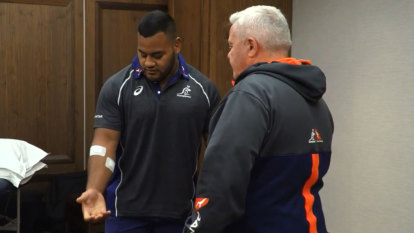 Wallaby prop Tupou robbed outside team hotel in South Africa