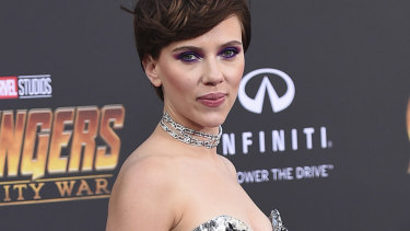 Scarlett Johansson said she has learnt a lot since the backlash.