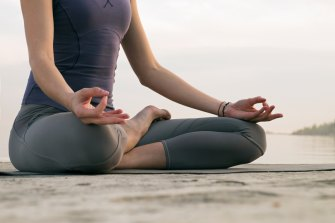 Do you need to sit still to be mindful?