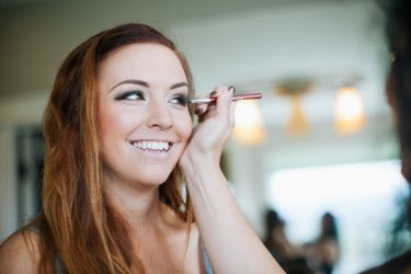 Made from mink, the lashes are more expensive than silk but are lighter, so cause less wear and tear to natural lashes.