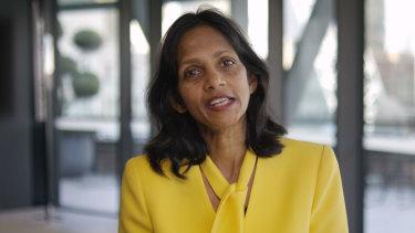 Macquarie boss Shemara Wikramanayake.