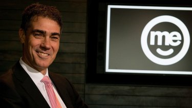ME Bank CEO Jamie McPhee quits to have some me-time.