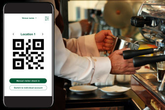 QR codes are one of the weapons used to fight the COVID-19 pandemic, but privacy experts say the information needs to be safeguarded.