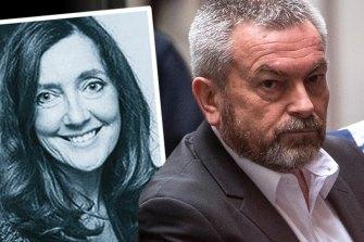 Borce Ristevski's sentence for killing his wife Karen has been increased.