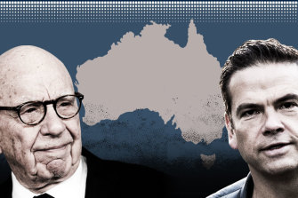 Fancy a punt? Fresh from make a smart investment in US sports bookmaker FOX Bet, Rupert and Lachlan Murdoch's team have turned their attention to Australia's wagering market.