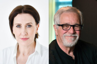 The gap between Virginia Trioli and Neil Mitchell has narrowed considerably.