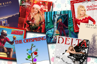 You can't stop Christmas - or the Christmas album.