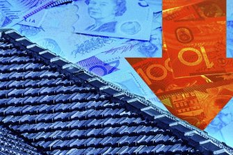 The regulators are getting ready to step into the property market and limit lending.