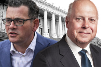 "Premier Daniel Andrews and Treasurer Tim Pallas have vowed to deliver the ""biggest and most significant"" budget in the state's history."