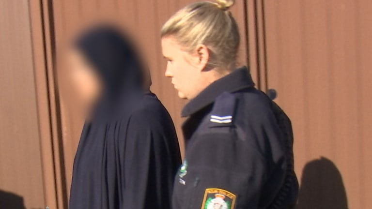 The woman, arrested on Thursday, has been charged with 12 fraud-related offences.