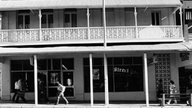 Remembering White Chairs, the pub that offered Brisbane's punks some tolerance in the late 1970s and '80s.
