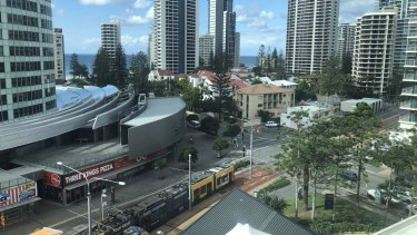 Damian Kelly and Felicity Thomson spent two weeks in hotel quarantine on the Gold Coast.