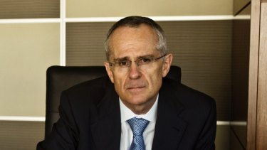 ACCC boss Rod Sims believes global regulation of the digital platforms is unlikely.