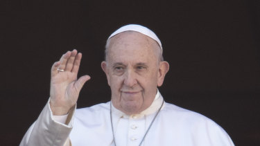 Pope Francis has moved to assure regulators.