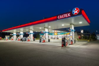 The Caltex float could go close to raising $1 billion.