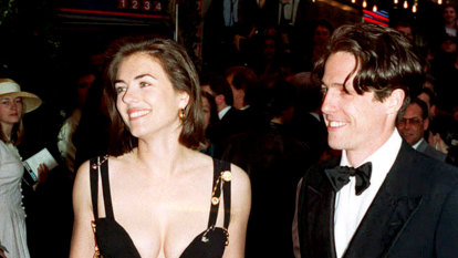 Why Versace is bringing back Liz Hurley's iconic safety-pin dress