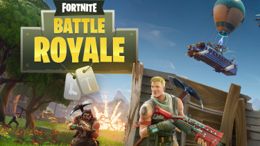 Fortnite's Battle Royale is one of the different game modes.