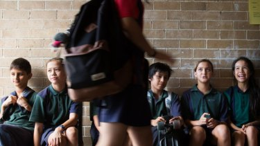 NSW has several selective schools for academically-gifted students.