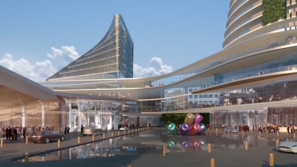Canberra casino sent back to drawing board over expansion