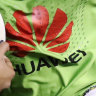 Canberra Raiders stick by Huawei despite US charges