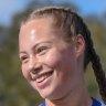 AFLW prospect Eloise McLean awarded ANU scholarship
