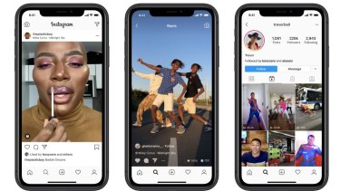 Instagram Reels is Facebook's answer to TikTok.