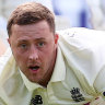 Ollie Robinson the fall guy for England cricket's institutional racism