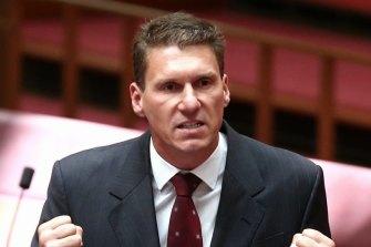 Cory Bernardi has resigned from the Senate.