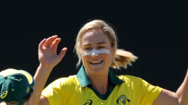 Ellyse Perry, Alyssa Healy and Meg Lanning have been caught in the middle of conflict between the Australian and Indian cricket boards.