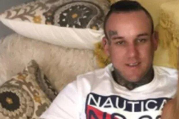 Rebels bikie gang member Christopher Rymer