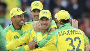 D-Day looming: Aaron Finch says his bowlers must not get rattled against England, even when their best deliveries are getting punished.