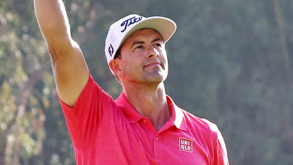 'This win is special': Adam Scott wins PGA event by two strokes, and this time it is official
